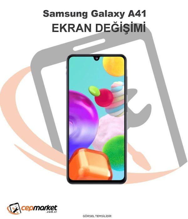 Samsung Galaxy A41 Ekran Değişimi
