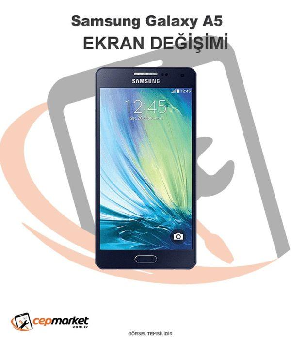 Samsung Galaxy A5 (A500) Ekran Değişimi