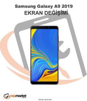Samsung Galaxy A9 2019 Ekran Değişimi