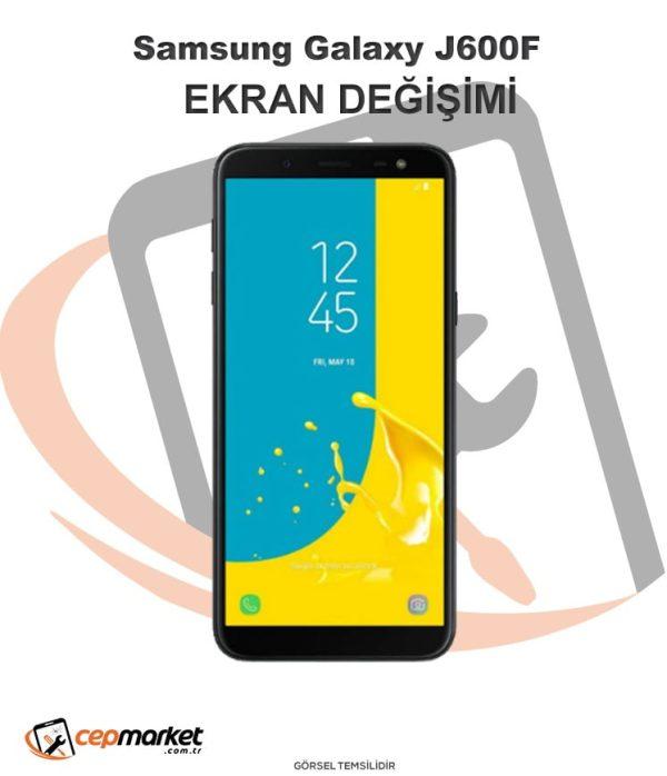 Samsung Galaxy J600F Ekran Değişimi