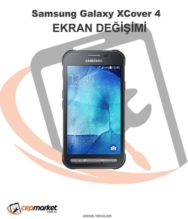 Samsung Galaxy Xcover 4 Ekran Değişimi