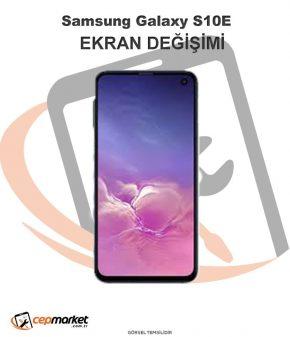 Samsung Galaxy S10e Ekran Değişimi