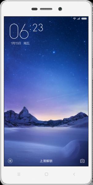 Xiaomi Redmi 3S Prime Ekran Değişimi