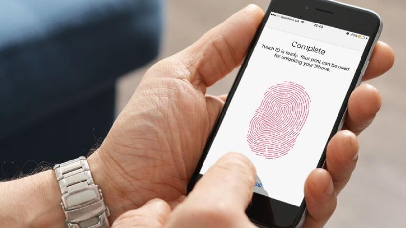 iPhone Touch iD Ayarlamasi Tamamlanamiyor Hatasi