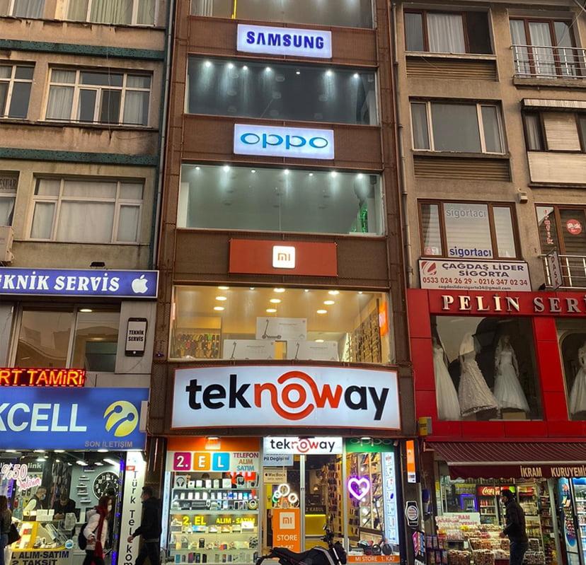 Kadıköy'ün En İyi Cep Telefon Teknik Servisi