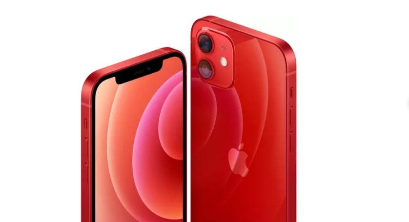 Iphone 12 Arka Cami Kirildi
