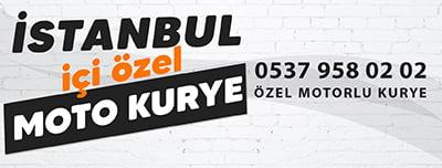 İstanbul içi Moto Kurye